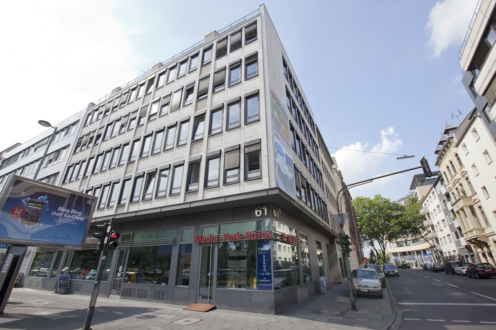 Media Park Gebäude 4